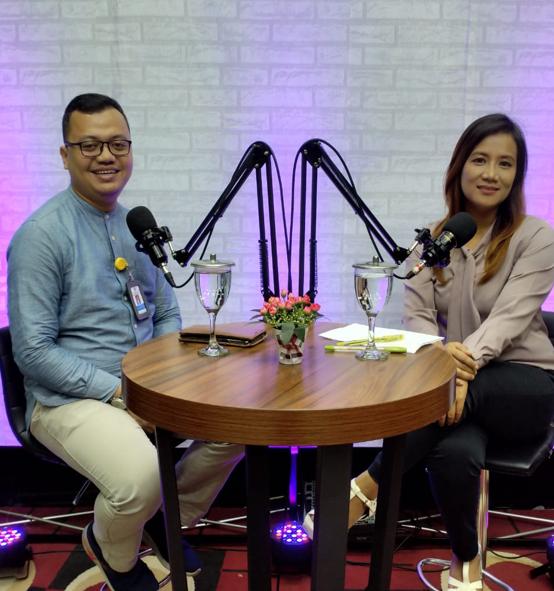 """Dosen Jurusan Ekonomi Pembangunan diundang oleh Radar TV sebagai narasumber dalam acara """"Bisnis Lampung"""" tayang 28 Agustus 2020"""