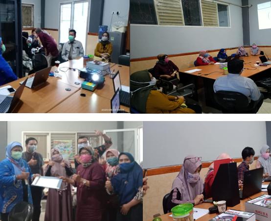 Pelaksanaan Monev Internal LP3M untuk Menjamin Mutu Jurusan EP